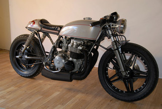1980 Honda CB650 CUSTOM VINTAGE MOTO CAFE RACER MADE TO ORDER MOTORCYCLE Mendham, New Jersey 24