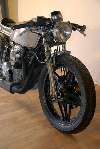 1980 Honda CB650 CUSTOM VINTAGE MOTO CAFE RACER MADE TO ORDER MOTORCYCLE Mendham, New Jersey 25
