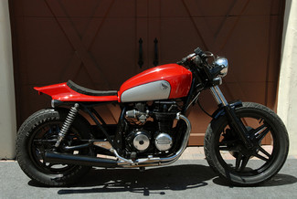 1980 Honda CB650 CUSTOM MADE TO ORDER STREET TRACKER CAFE RACER Mendham, New Jersey