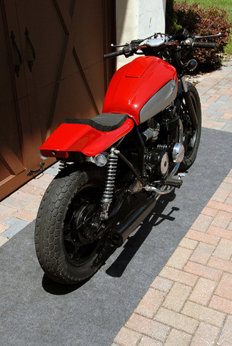 1980 Honda CB650 CUSTOM MADE TO ORDER STREET TRACKER CAFE RACER Mendham, New Jersey 21