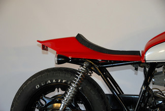 1980 Honda CB650 CUSTOM MADE TO ORDER STREET TRACKER CAFE RACER Mendham, New Jersey 24