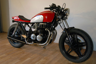 1980 Honda CB650 CUSTOM MADE TO ORDER STREET TRACKER CAFE RACER Mendham, New Jersey 28