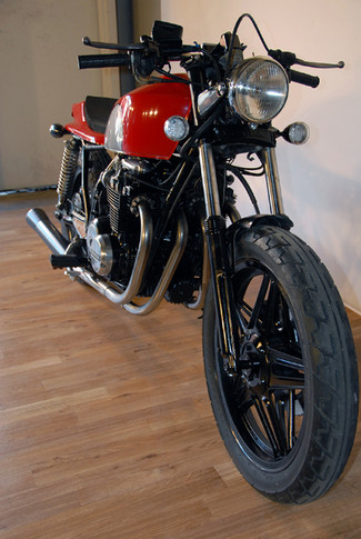 1980 Honda CB650 CUSTOM MADE TO ORDER STREET TRACKER CAFE RACER Mendham, New Jersey 29