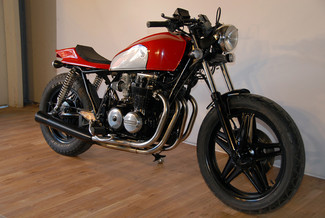 1980 Honda CB650 CUSTOM MADE TO ORDER STREET TRACKER CAFE RACER Mendham, New Jersey 31