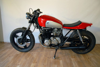 1980 Honda CB650 CUSTOM MADE TO ORDER STREET TRACKER CAFE RACER Mendham, New Jersey 32