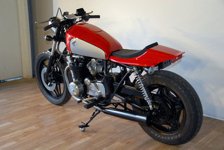 1980 Honda CB650 CUSTOM MADE TO ORDER STREET TRACKER CAFE RACER Mendham, New Jersey 38