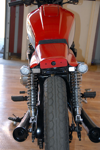 1980 Honda CB650 CUSTOM MADE TO ORDER STREET TRACKER CAFE RACER Mendham, New Jersey 39