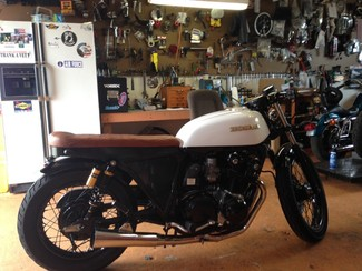 1980 Honda CB750K MADE TO ORDER CLASSIC JAPANESE MOTORCYCLE Cocoa, Florida