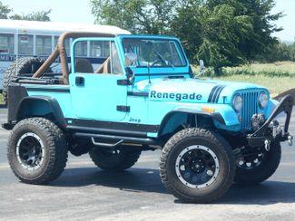 1980 Jeep CJ7 Blanchard, Oklahoma 2
