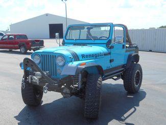 1980 Jeep CJ7 Blanchard, Oklahoma 4