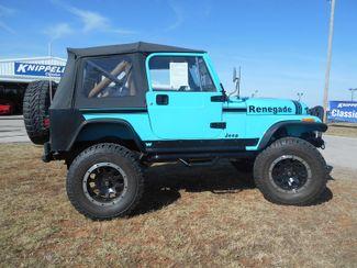1980 Jeep CJ7 Blanchard, Oklahoma 1
