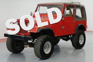 1980 Jeep CJ7 in Denver CO