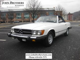 1980 Mercedes 450SL Conshohocken, Pennsylvania