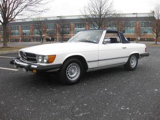 1980 Mercedes 450SL Conshohocken, Pennsylvania 1