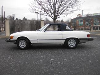 1980 Mercedes 450SL Conshohocken, Pennsylvania 2