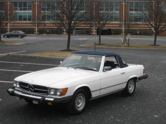 1980 Mercedes 450SL Conshohocken, Pennsylvania 24