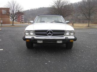 1980 Mercedes 450SL Conshohocken, Pennsylvania 8