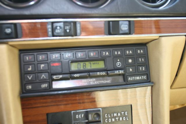 1980 Mercedes-Benz 380SL Houston, Texas 16
