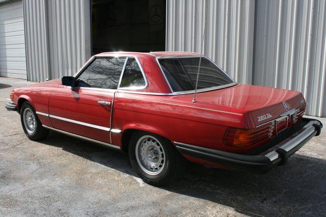 1980 Mercedes-Benz 380SL Houston, Texas 3