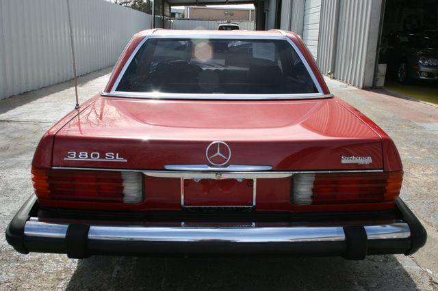 1980 Mercedes-Benz 380SL Houston, Texas 4
