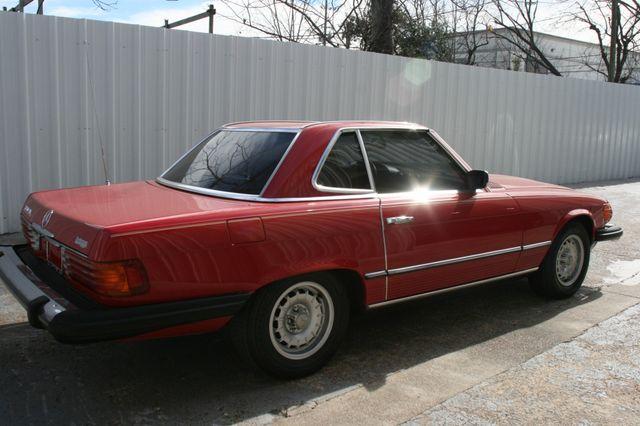 1980 Mercedes-Benz 380SL Houston, Texas 5