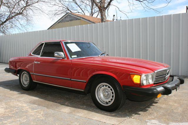 1980 Mercedes-Benz 380SL Houston, Texas 6