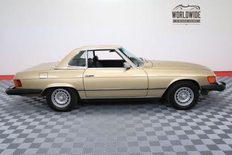 1980 Mercedes-Benz 450SL 3 TOPS CLASSIC STYLING | Denver, Colorado | Worldwide Vintage Autos in Denver, Colorado