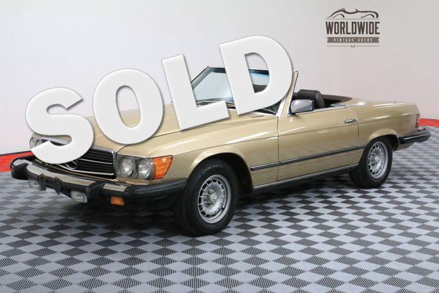 1980 Mercedes-Benz 450SL 3 TOPS CLASSIC STYLING | Denver, Colorado | Worldwide Vintage Autos