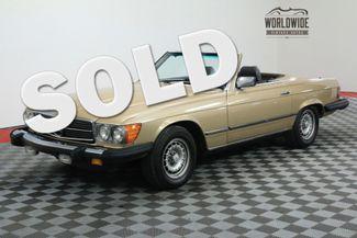1980 Mercedes-Benz 450SL in Denver CO