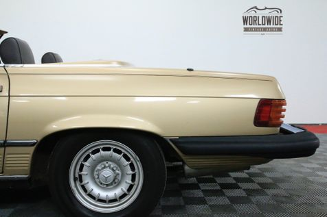 1980 Mercedes-Benz 450SL LAST YEAR OF THE 450 TWO TOPS V8 | Denver, CO | Worldwide Vintage Autos in Denver, CO