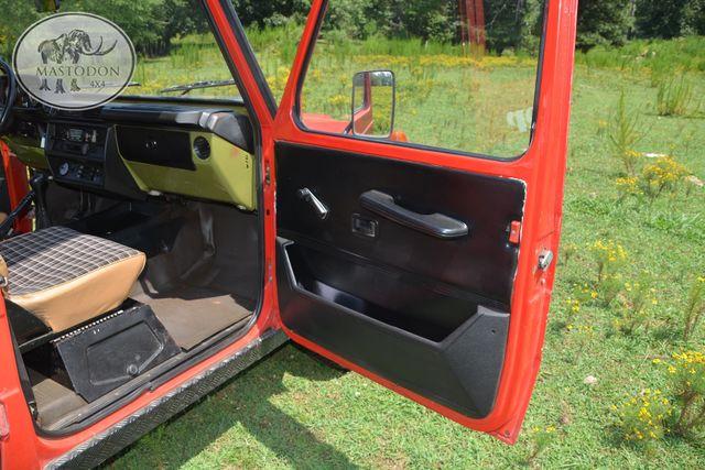 1980 Mercedes  Benz G-wagon 230GE GAS 4cyl BARN DOOR, Birmingham, AL 35