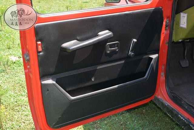 1980 Mercedes  Benz G-wagon 230GE GAS 4cyl BARN DOOR, Birmingham, AL 42