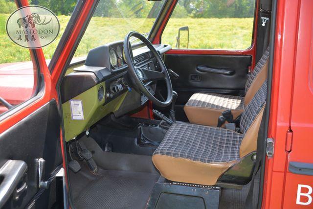1980 Mercedes  Benz G-wagon 230GE GAS 4cyl BARN DOOR, Birmingham, AL 43