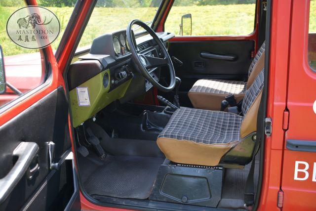 1980 Mercedes  Benz G-wagon 230GE GAS 4cyl BARN DOOR, Birmingham, AL 44