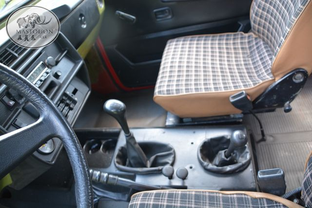 1980 Mercedes  Benz G-wagon 230GE GAS 4cyl BARN DOOR, Birmingham, AL 50