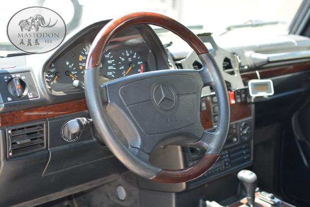1900 Mercedes Benz G WAGON G-300 4x4 4 wheel Drive DIESEL 4X4 G-CLASS Birmingham, AL 12