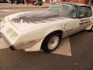 1980 Pontiac Trans Am Official Pace Car Manchester, NH 2
