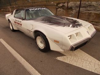 1980 Pontiac Trans Am Official Pace Car Manchester, NH 3