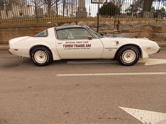 1980 Pontiac Trans Am Official Pace Car Manchester, NH 1
