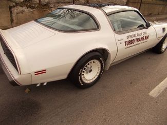 1980 Pontiac Trans Am Official Pace Car Manchester, NH 4