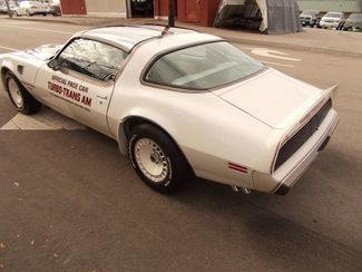 1980 Pontiac Trans Am Official Pace Car Manchester, NH 6