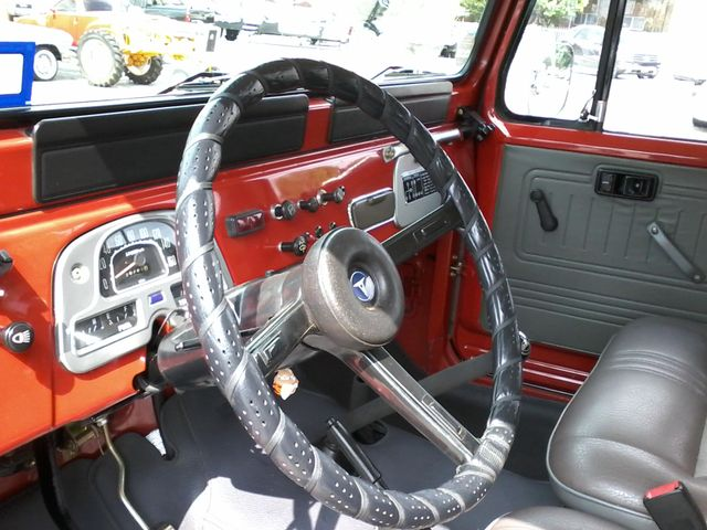 1980 Toyota  Land Cruiser FJ43 ( long wheel base )  Tropical Hardtop San Antonio, Texas 12