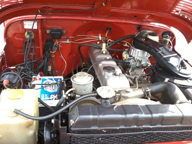 1980 Toyota  Land Cruiser FJ43 ( long wheel base )  Tropical Hardtop San Antonio, Texas 21