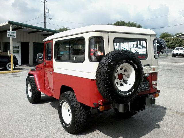 1980 Toyota  Land Cruiser FJ43 ( long wheel base )  Tropical Hardtop San Antonio, Texas 7
