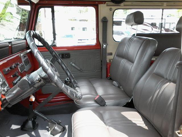 1980 Toyota  Land Cruiser FJ43 ( long wheel base )  Tropical Hardtop San Antonio, Texas 8