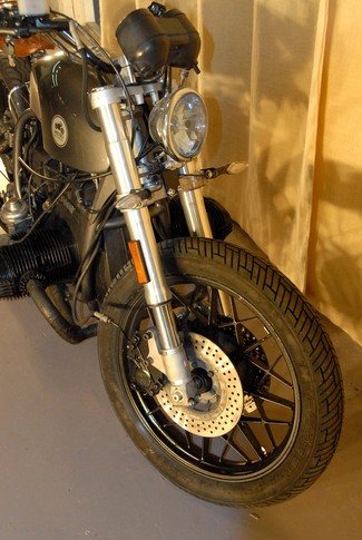 1981 BMW R100 VINTAGE STREET BOBBER MOTORCYCLE MADE TO ORDER Mendham, New Jersey 40