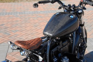1981 BMW R100 CUSTOM BOBBER WITH FAT BOB H-D TANK MADE TO ORDER Cocoa, Florida 1