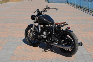 1981 BMW R100 CUSTOM BOBBER WITH FAT BOB H-D TANK MADE TO ORDER Cocoa, Florida 9