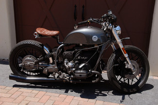 1981 BMW R100 VINTAGE STREET BOBBER MOTORCYCLE MADE TO ORDER Cocoa, Florida 2