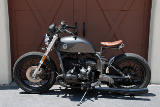 1981 BMW R100 VINTAGE STREET BOBBER MOTORCYCLE MADE TO ORDER Cocoa, Florida 5